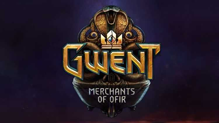 GWENT releases Merchants of Ofir expansion