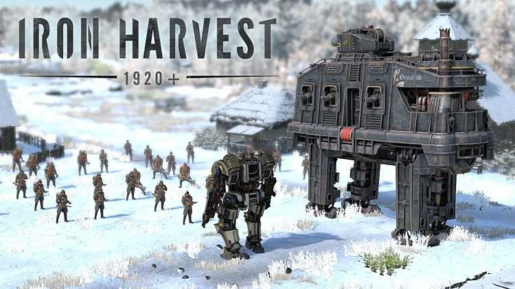 Iron Harvest RTS shows off more gameplay