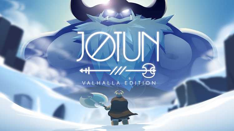 Jotun: Valhalla Edition free on the Epic Games Store
