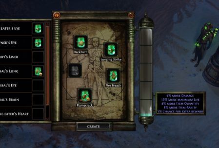 Path of Exile Metamorph
