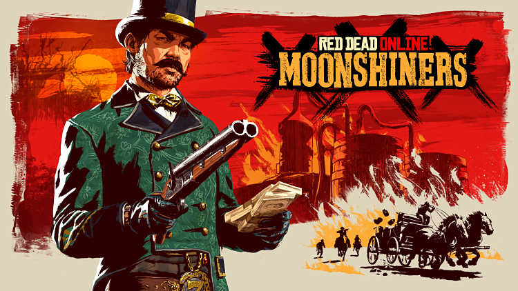 Red Dead Online bringing new Moonshiner Role