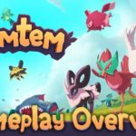 New Temtem gameplay trailer shows off battles