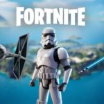 How to raise your banner and capture TIE Fighter crash sites in Fortnite
