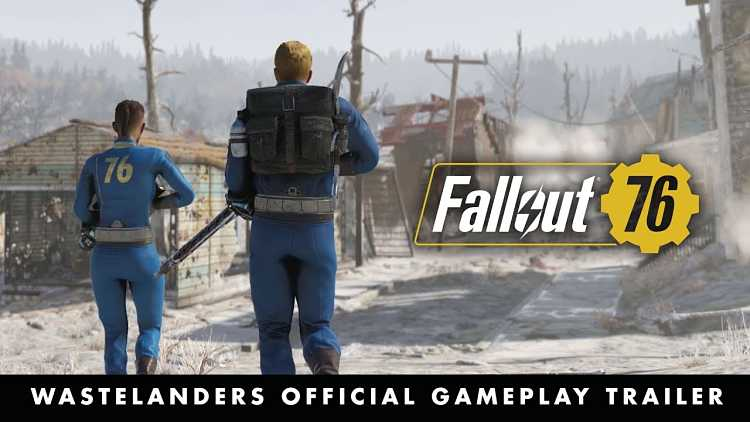 Fallout 76's Wastelanders Expansion