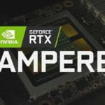 NVIDIA Ampere offers 50% better performance at half the power consumption, compared to Turing
