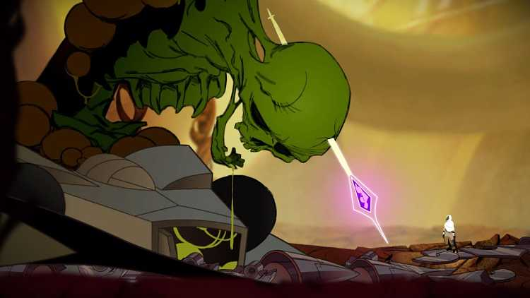 Grab Sundered for free this week on the Epic Games Store