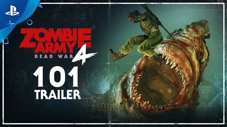 Zombie Army 4: Dead War debuts more gameplay footage