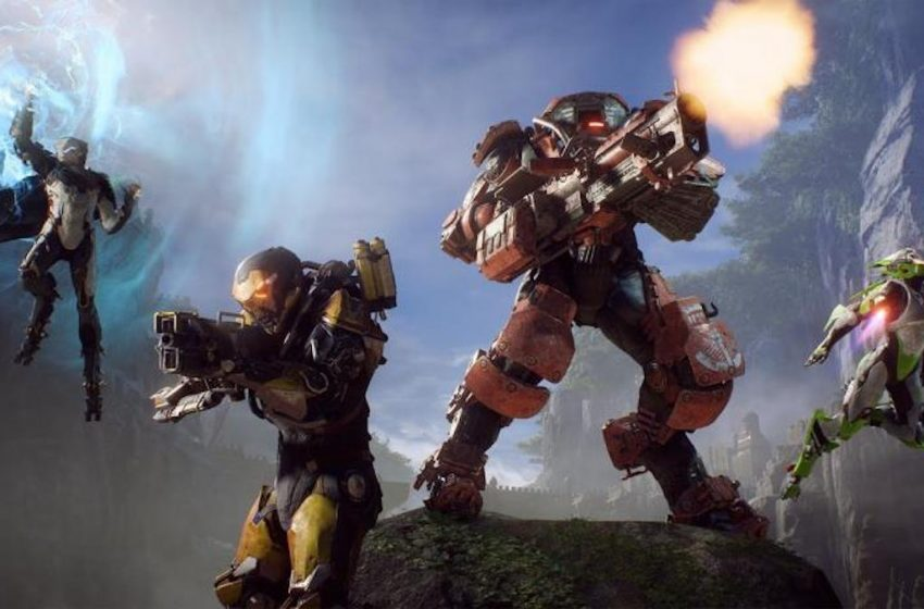 BioWare teases Anthem 2.0, a full rework of the core game