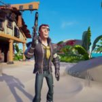 How to get the Ebon Flintlock pistol and Obsidian fishing rod in Sea of Thieves
