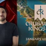 Crusader Kings 3 highlights character progression in new dev diary