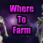 How to farm Oberon Prime Relics in Warframe