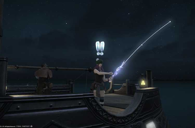How to start an Ocean Fishing in Final Fantasy XIV