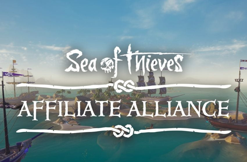 Sea of Thieves' new Affiliate Alliance helps new players