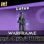 Warframe's Lotus is going to Super Smash Bros. Ultimate as a Spirit