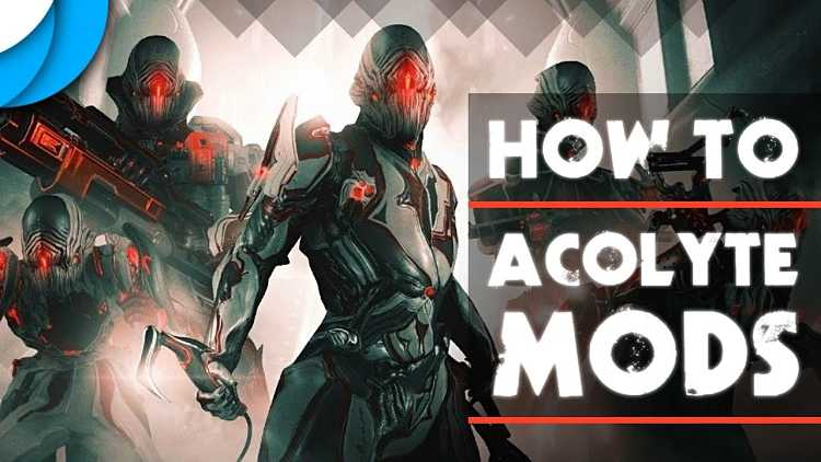 Guide on Acolyte mods in Warframe