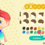 How to dye your hair in Animal Crossing: New Horizons