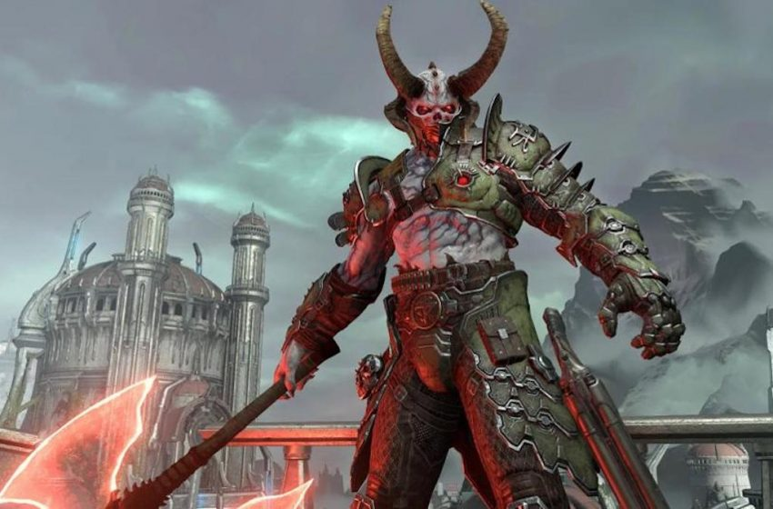 All the weapons in Doom Eternal, and where to find them