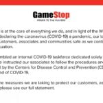 GameStop employees call out GameStop for staying open