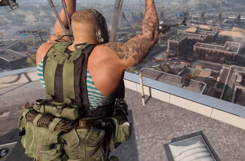 Call of Duty: Warzone file size revealed