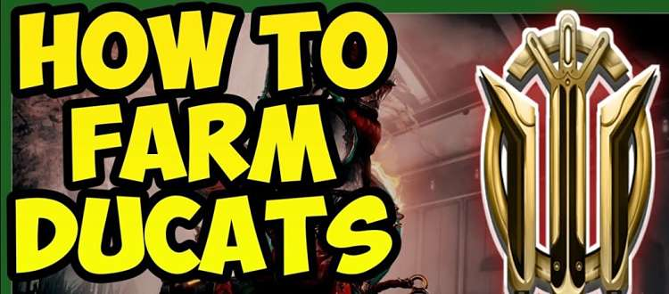How to get Ducats in Warframe