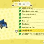 Where to get the Wheelchair in Animal Crossing: New Horizons