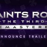 Saints Row: The Third Remastered Announced