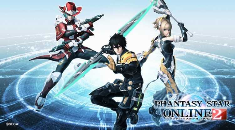 Phantasy Star Online 2 coming to PC