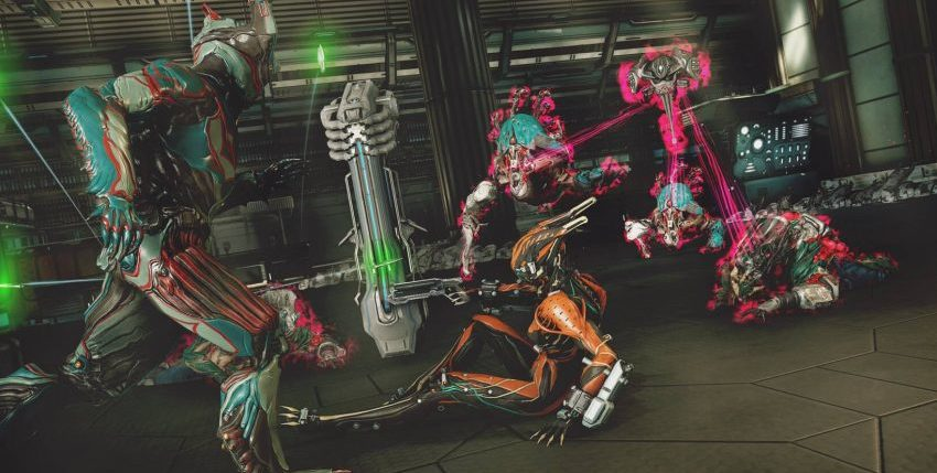 How to farm Repeller Systems in Warframe