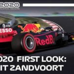 F1 2020 gets first gameplay footage via new trailer