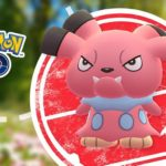 Snubbull Limited Research Day Rewards in Pokémon Go