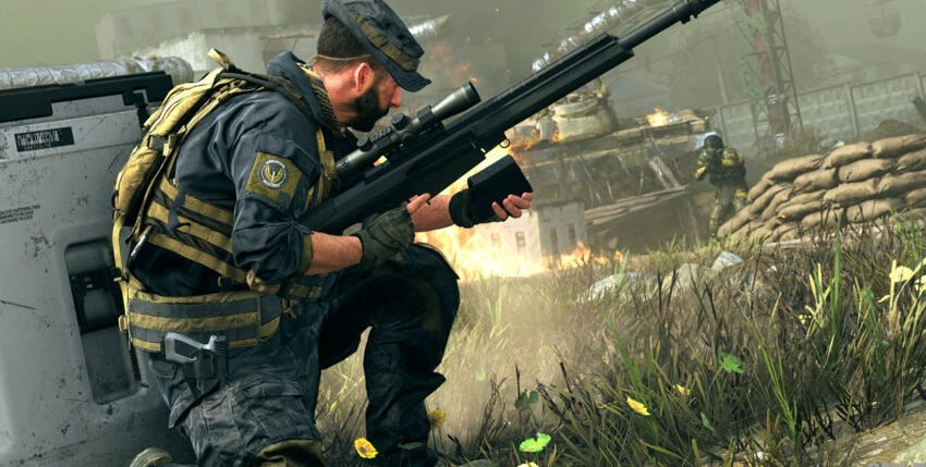 How to get the Rytec AMR sniper rifle in Call of Duty: Modern Warfare