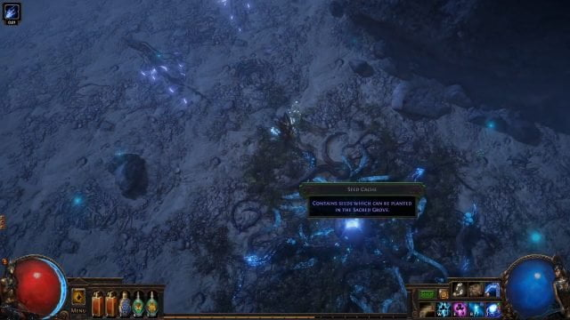 Path Of Exile: Harvest Seed Caches