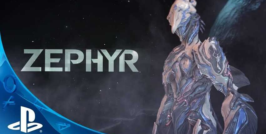 How to get Zephyr in Warframe
