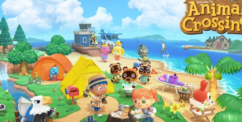 Animal Crossing: New Horizons second Summer update