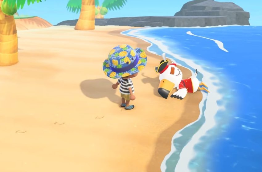How to get all pirate items in Animal Crossing: New Horizons