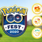 All summer 2020 event snaptshot Pokémon in Pokémon Go