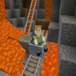 How to make rails in Minecraft