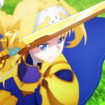 Sword Art Online Alicization Lycoris Recipe Guide