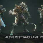 Digital Extremes announce Xaku, Alchemist, and Wraithe Warframes during TennoCon 2020