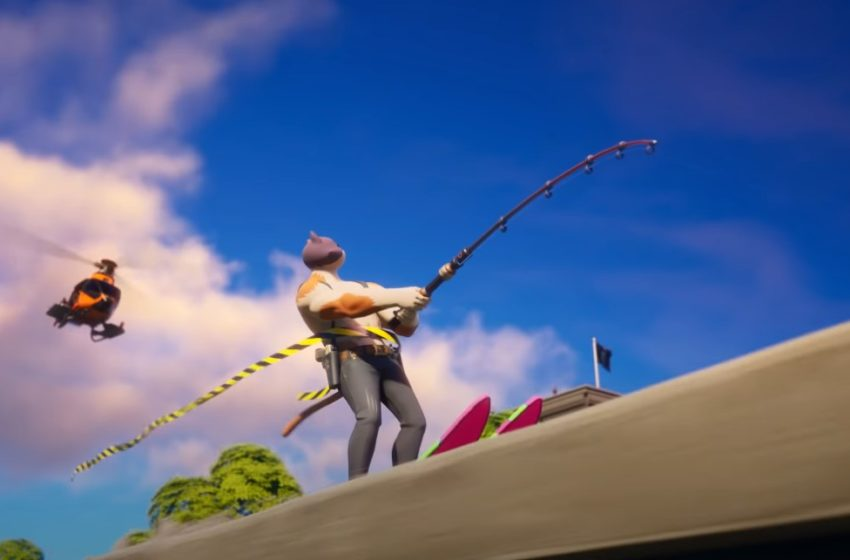 What is the Fortnite Chapter 2 Season 4 start date?