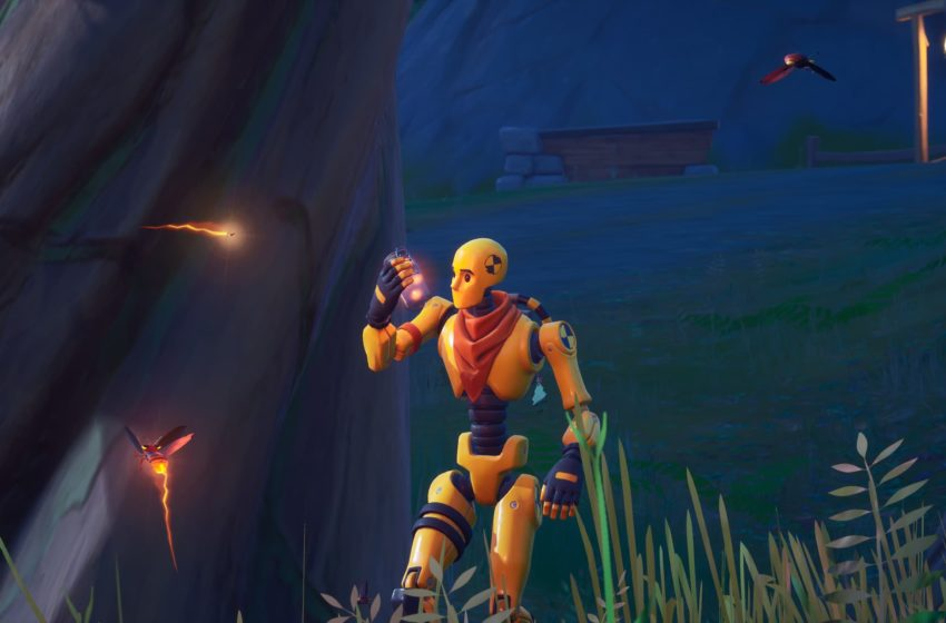 Where to find Thor's Hammer in Fortnite