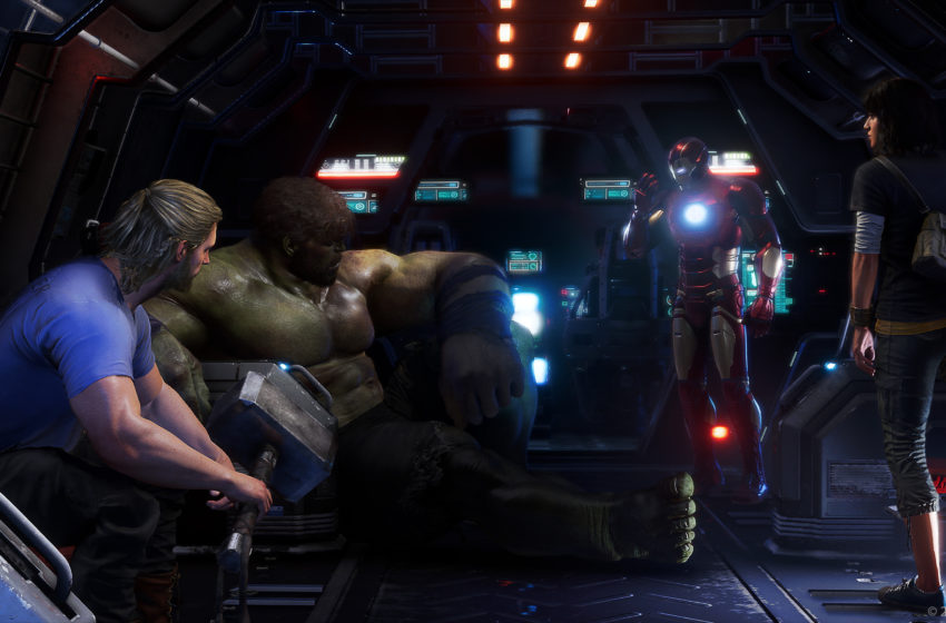 How to find the HARM room in Marvel's Avengers