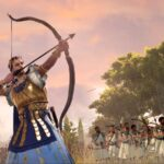 How army replenishment in A Total War Saga: Troy works