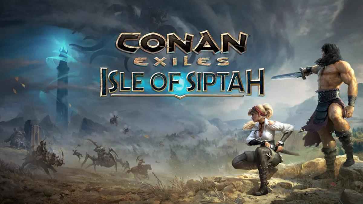 Conan Exiles: Isle of Siptah expansion adding mods and more soon