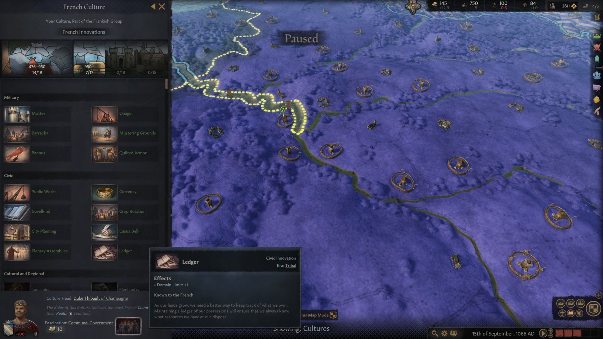 Crusader Kings III: Realm holdings and special buildings guide