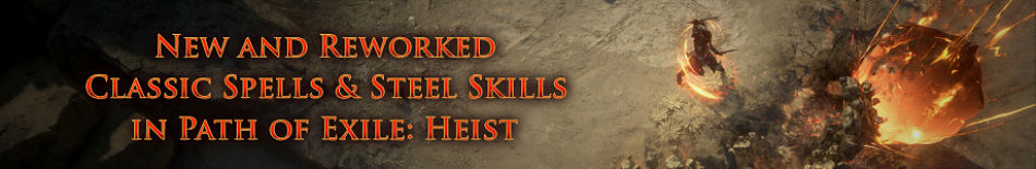 Path of Exile 3.12 reworking many spells, adding new ones too
