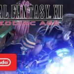Final Fantasy XII: The Zodiac Age Coming to Switch