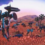 How to find synthetic creatures in No Man's Sky