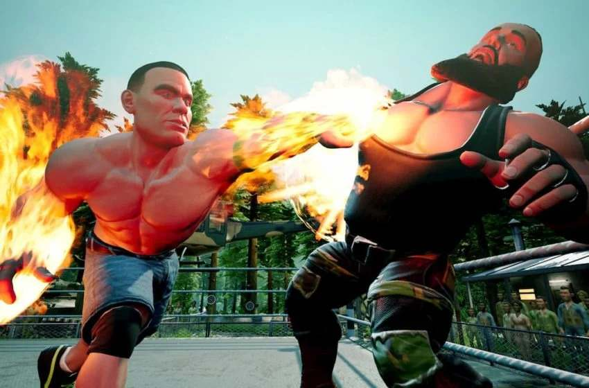 Can you create custom wrestlers in WWE 2K Battlegrounds?