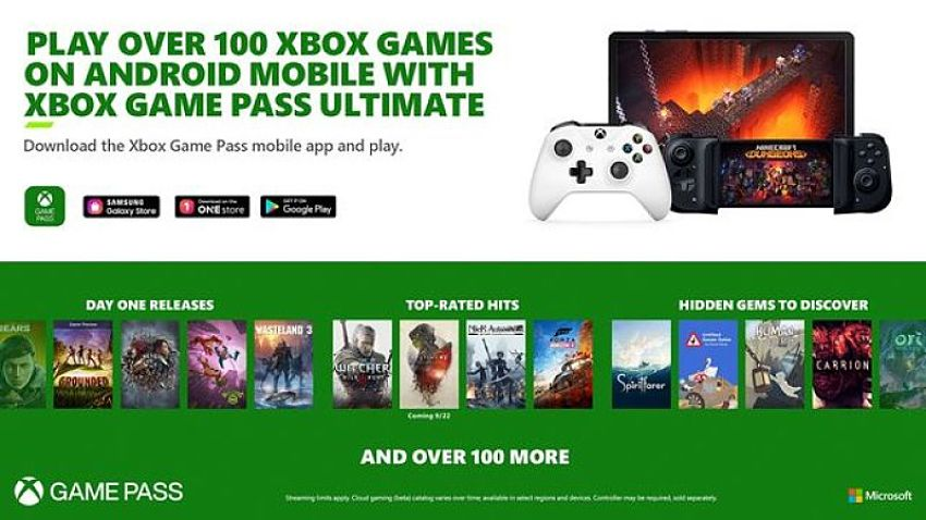 Xbox officially launches Xbox Game Pass Ultimate for Android